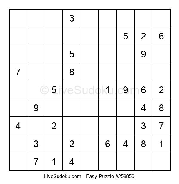 Beginners Puzzle #258856