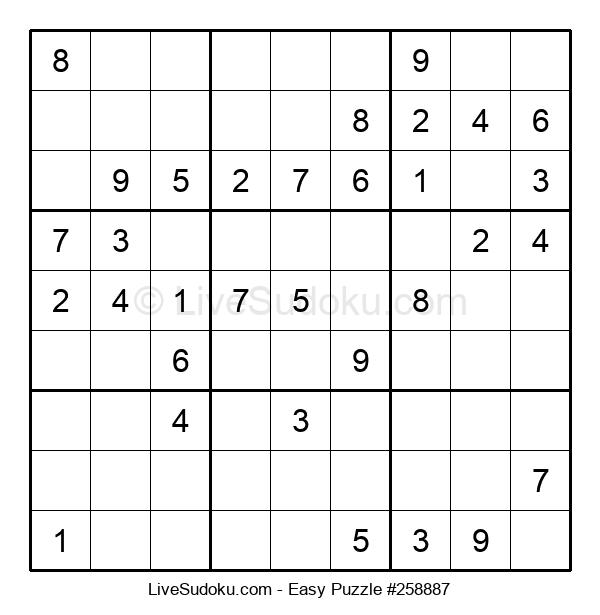 Beginners Puzzle #258887