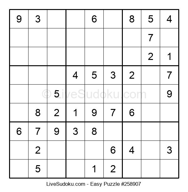 Beginners Puzzle #258907