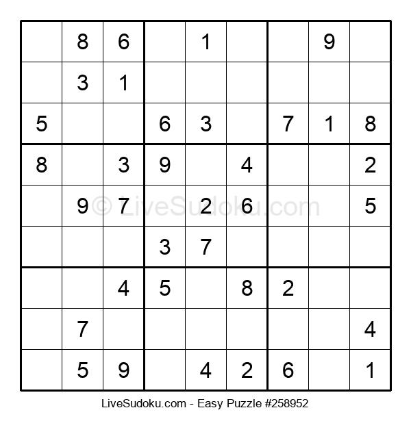 Beginners Puzzle #258952
