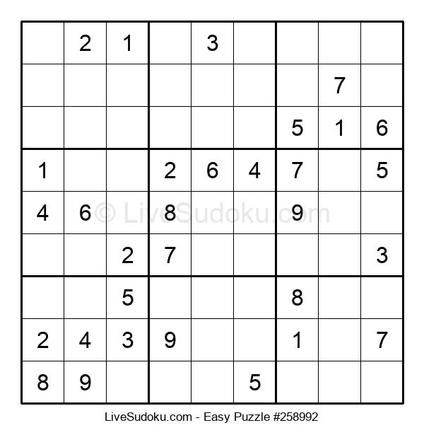 Beginners Puzzle #258992