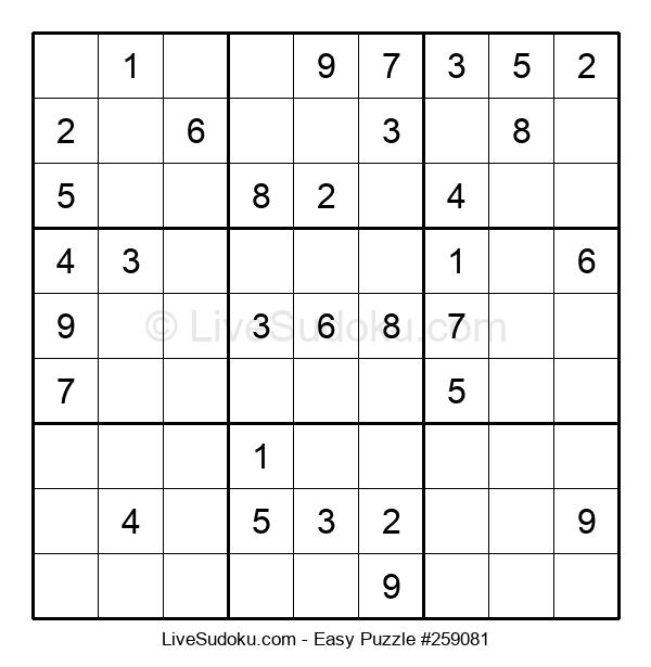 Beginners Puzzle #259081