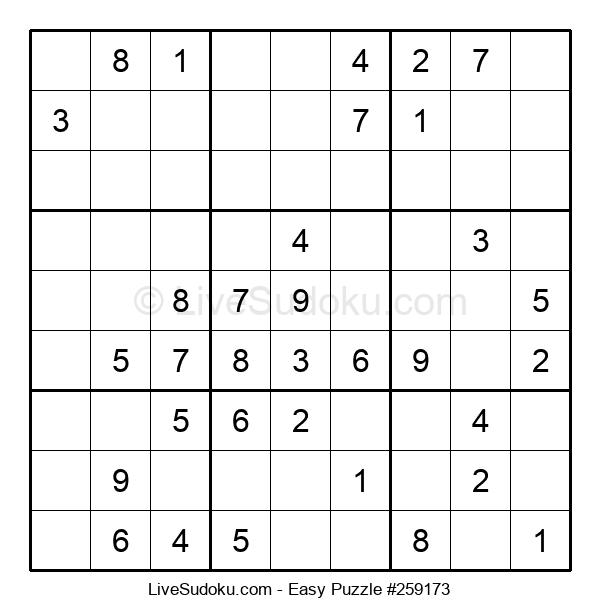 Beginners Puzzle #259173