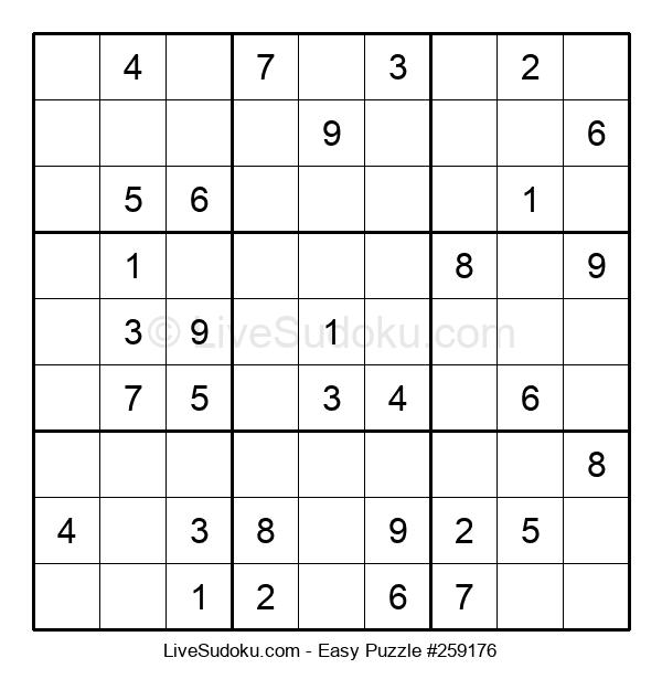 Beginners Puzzle #259176
