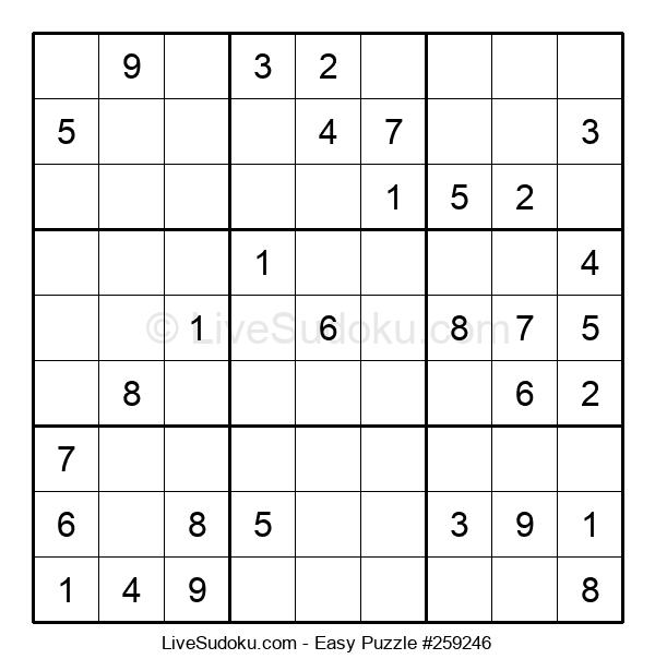 Beginners Puzzle #259246