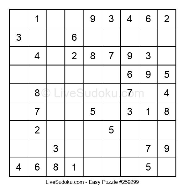 Beginners Puzzle #259299