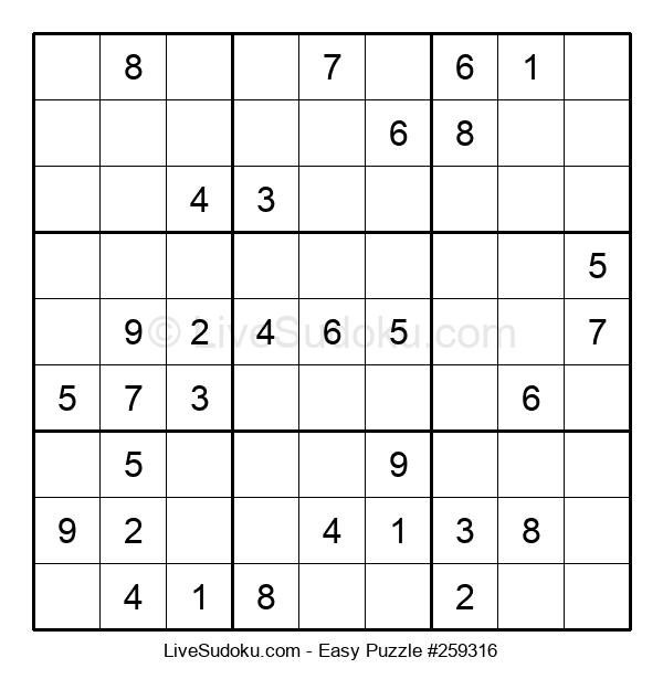Beginners Puzzle #259316