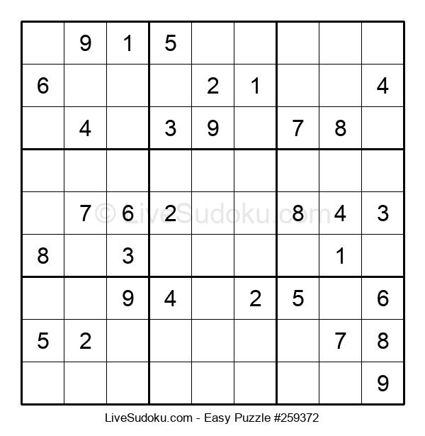 Beginners Puzzle #259372