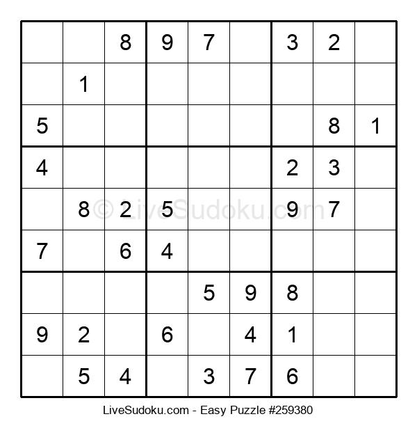 Beginners Puzzle #259380