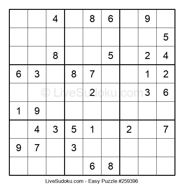 Beginners Puzzle #259396