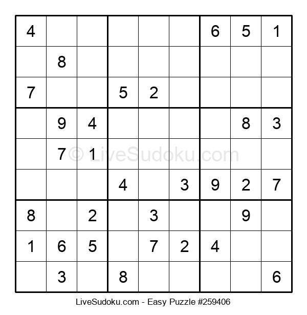 Beginners Puzzle #259406