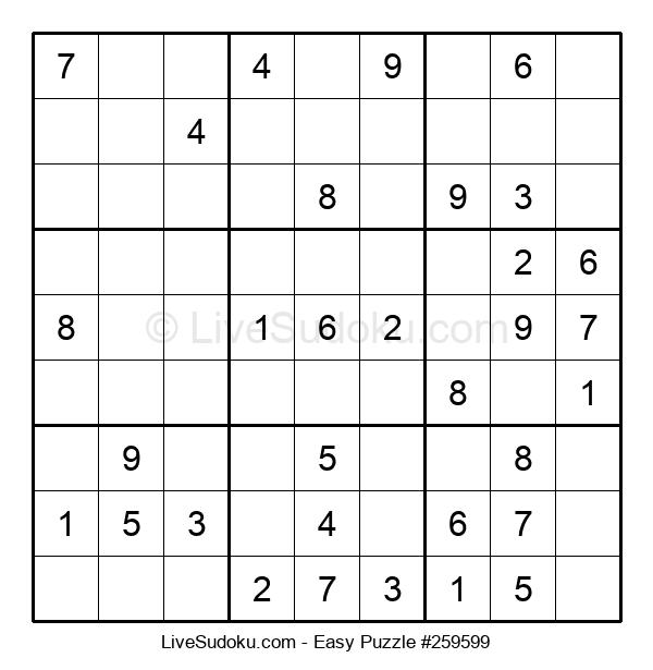 Beginners Puzzle #259599
