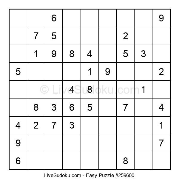 Beginners Puzzle #259600