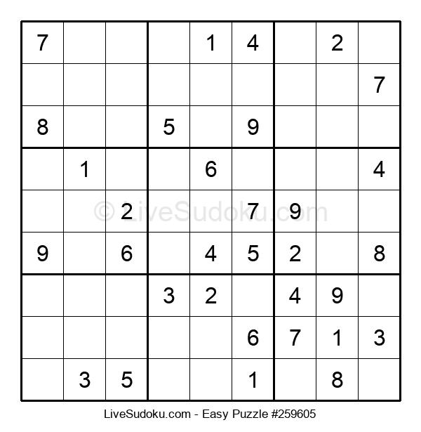 Beginners Puzzle #259605