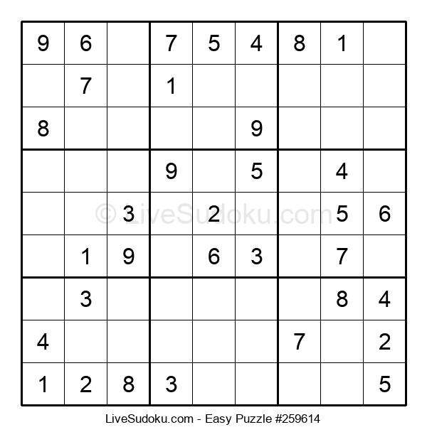 Beginners Puzzle #259614