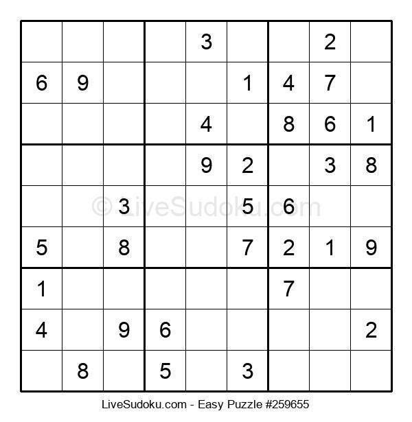 Beginners Puzzle #259655
