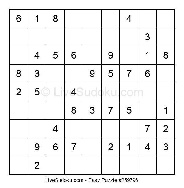 Beginners Puzzle #259796