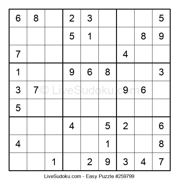 Beginners Puzzle #259799