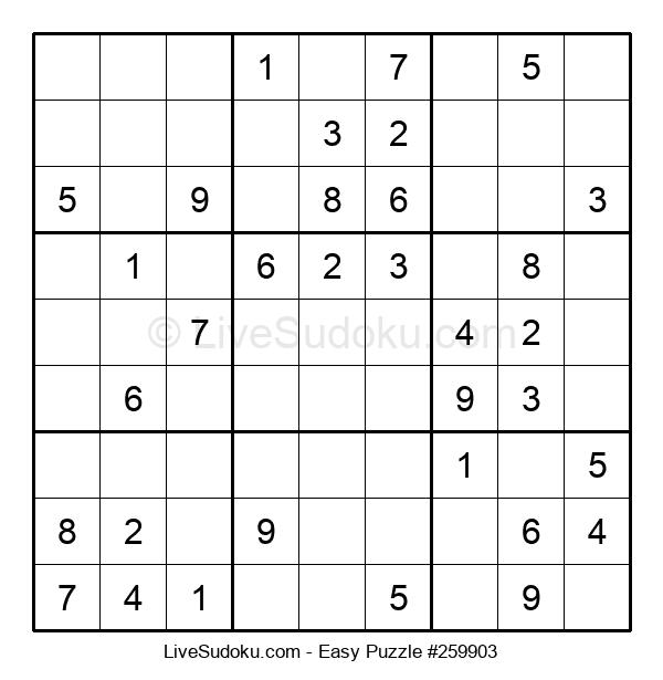 Beginners Puzzle #259903