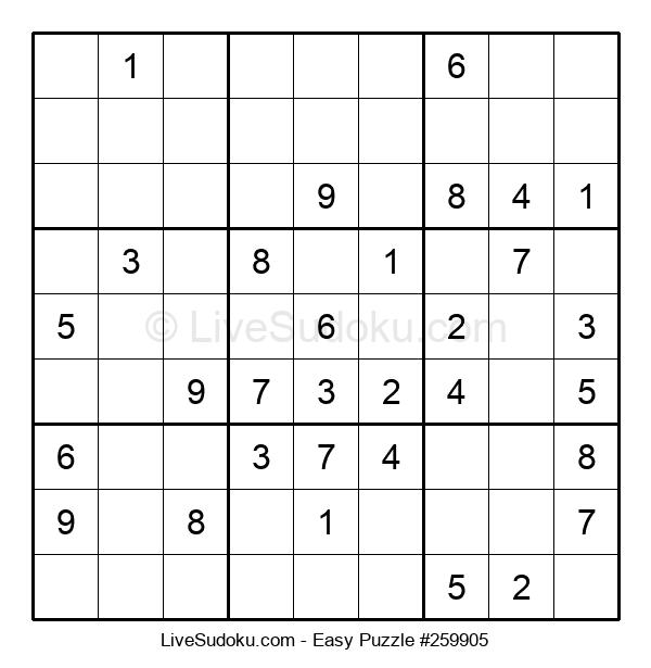 Beginners Puzzle #259905