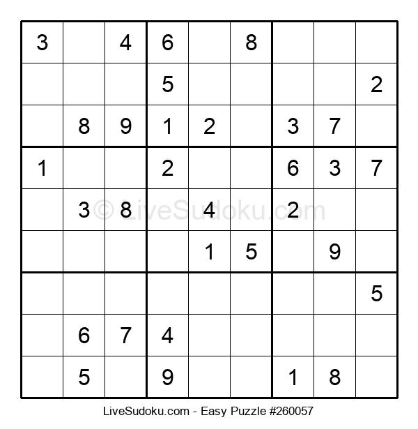 Beginners Puzzle #260057