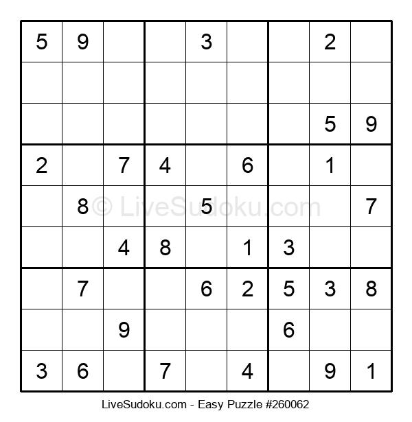 Beginners Puzzle #260062