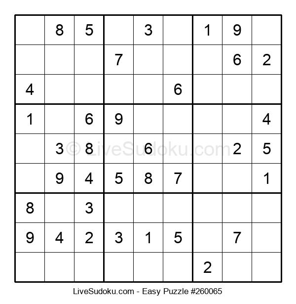 Beginners Puzzle #260065