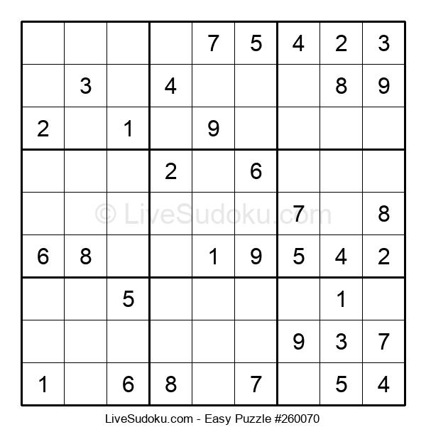 Beginners Puzzle #260070