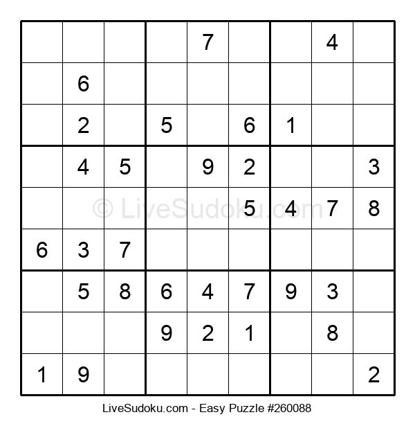 Beginners Puzzle #260088