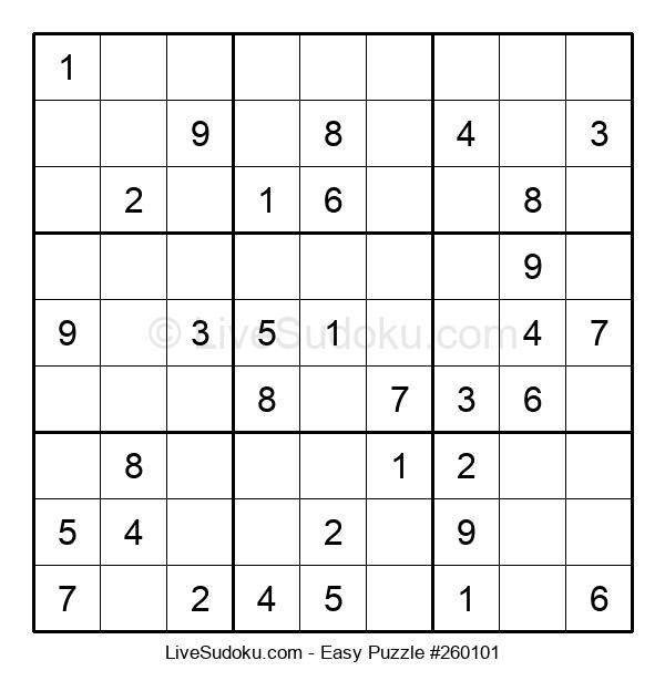 Beginners Puzzle #260101