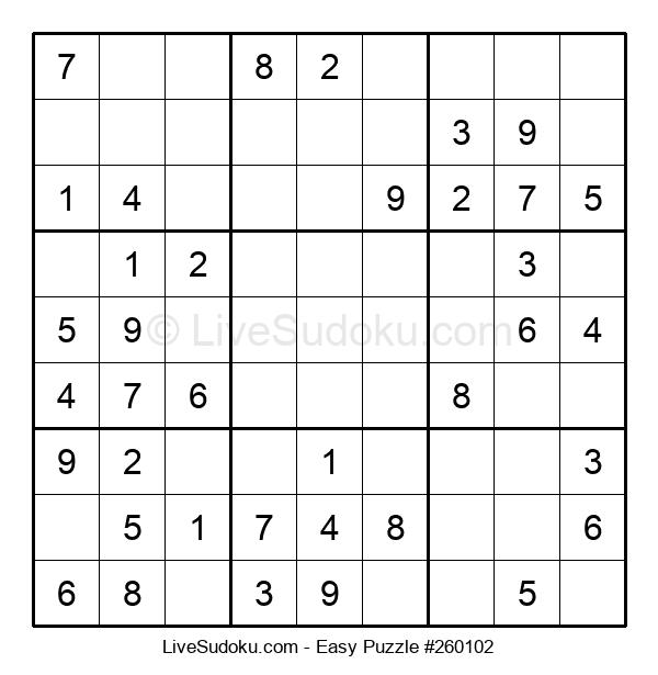 Beginners Puzzle #260102