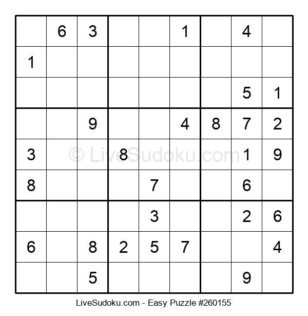 Beginners Puzzle #260155