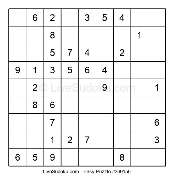 Beginners Puzzle #260156