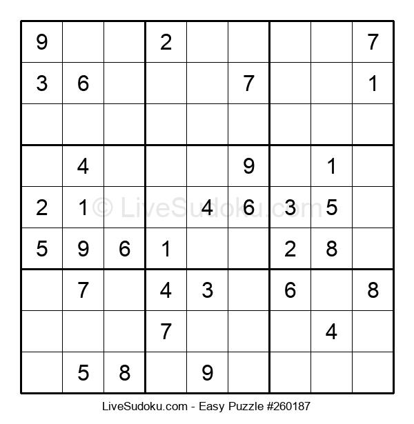 Beginners Puzzle #260187