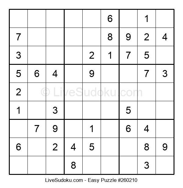 Beginners Puzzle #260210