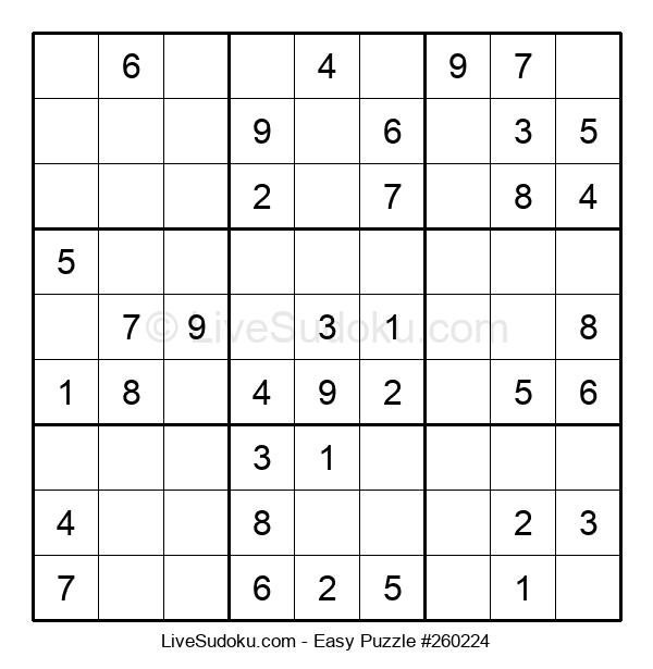 Beginners Puzzle #260224