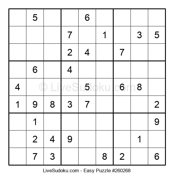 Beginners Puzzle #260268