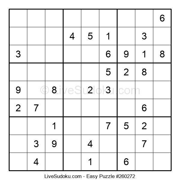 Beginners Puzzle #260272
