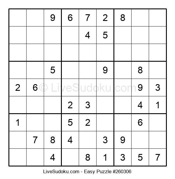 Beginners Puzzle #260306