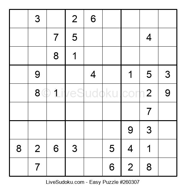 Beginners Puzzle #260307