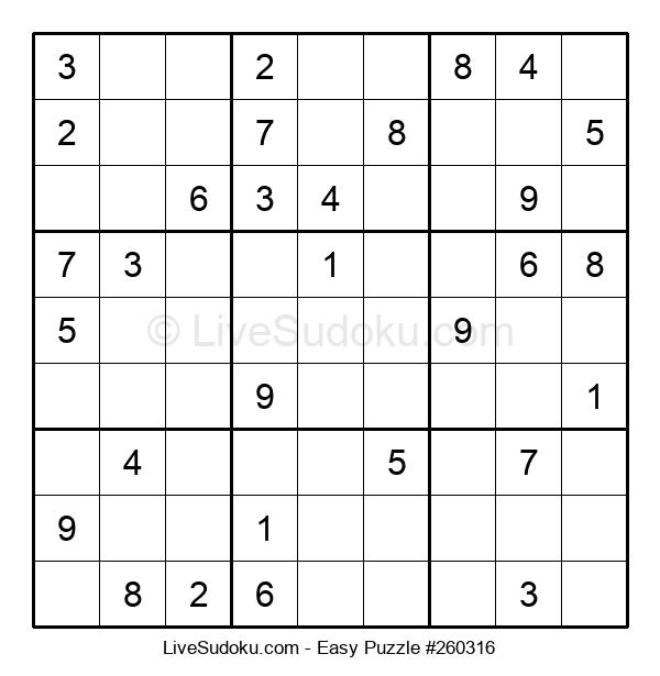 Beginners Puzzle #260316