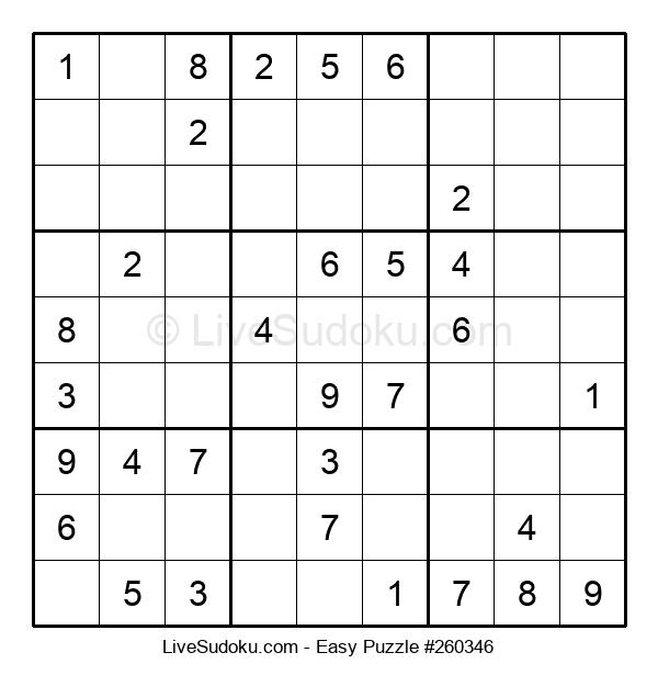Beginners Puzzle #260346