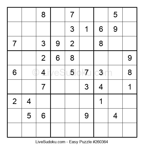 Beginners Puzzle #260364