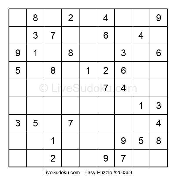 Beginners Puzzle #260369