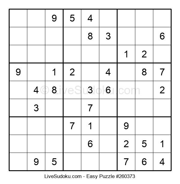Beginners Puzzle #260373