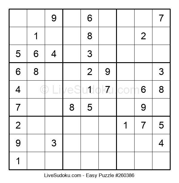 Beginners Puzzle #260386