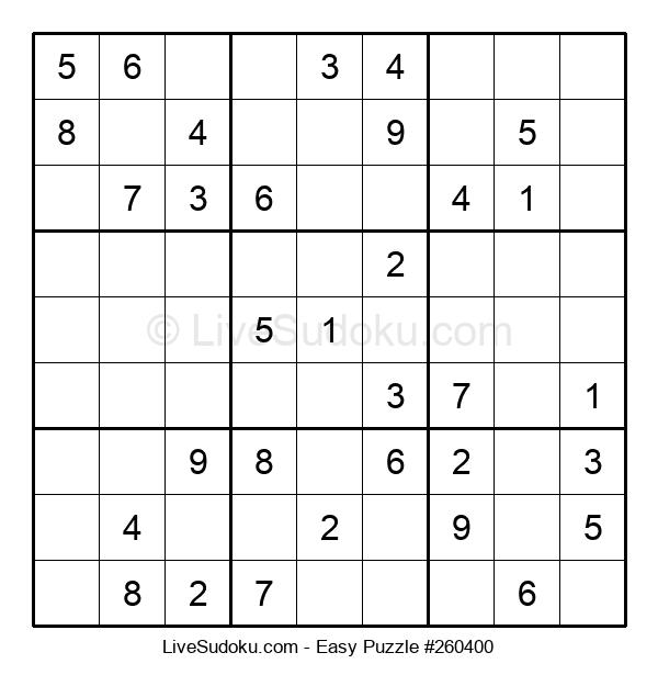Beginners Puzzle #260400