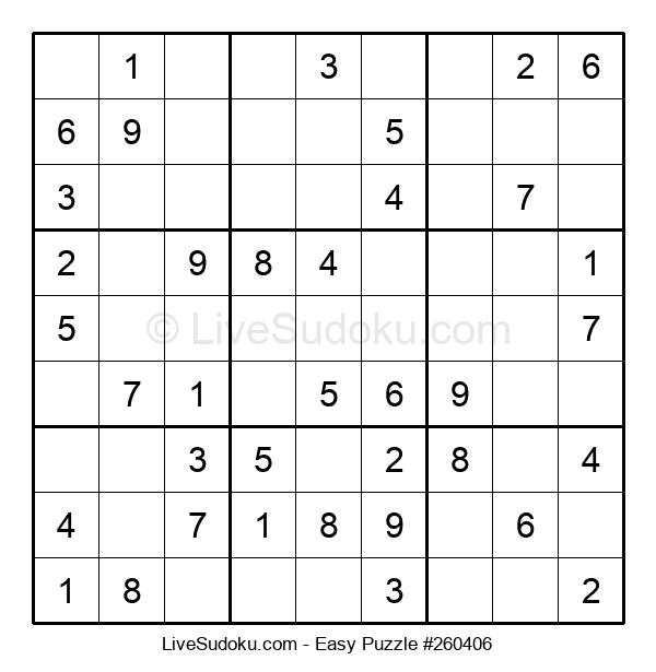 Beginners Puzzle #260406