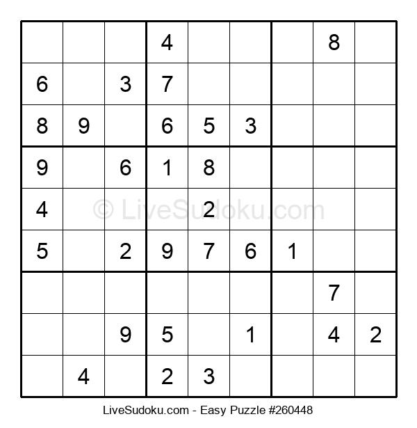 Beginners Puzzle #260448