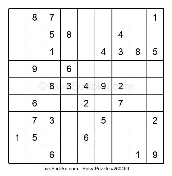 Beginners Puzzle #260469